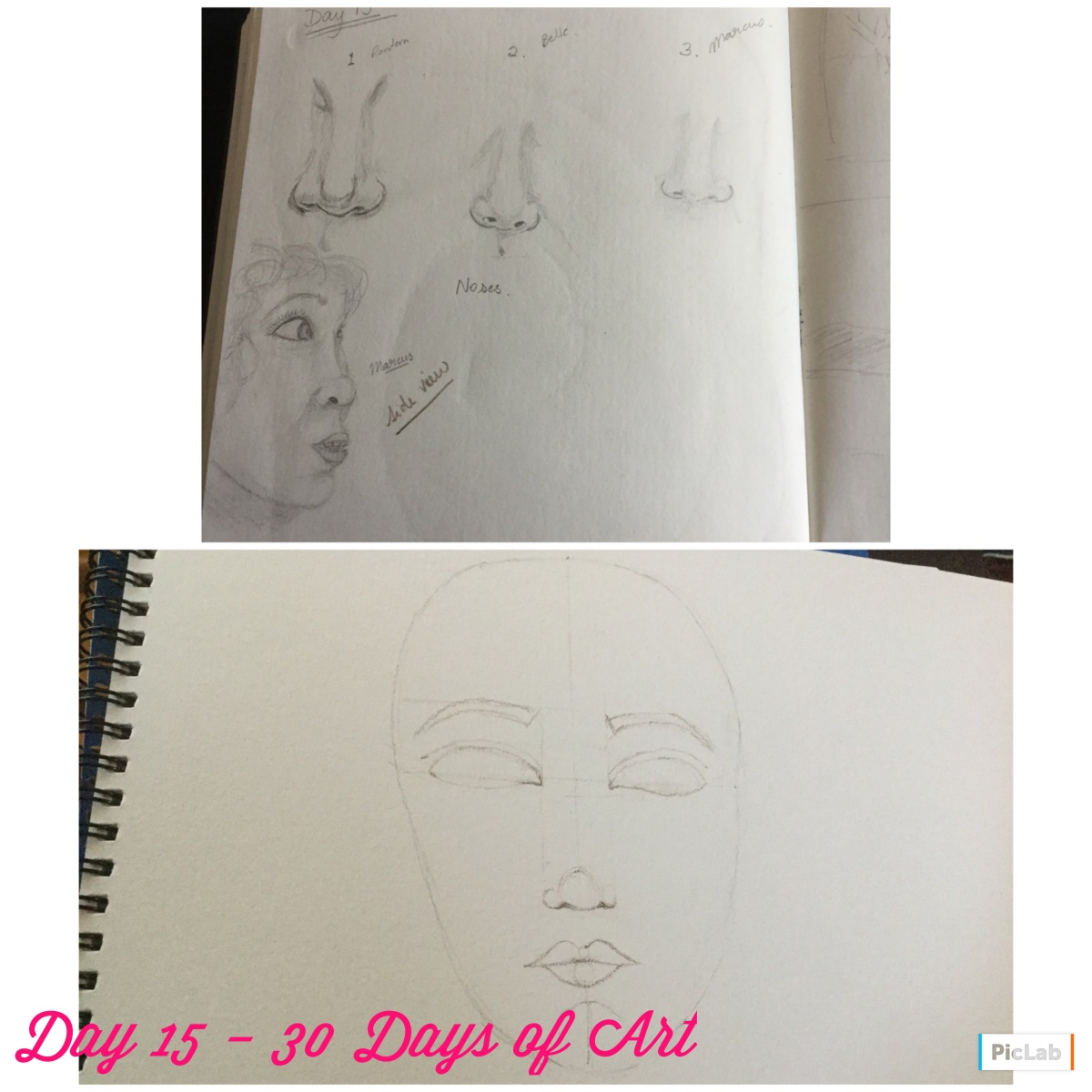 Day 15 – 30 Days of Art