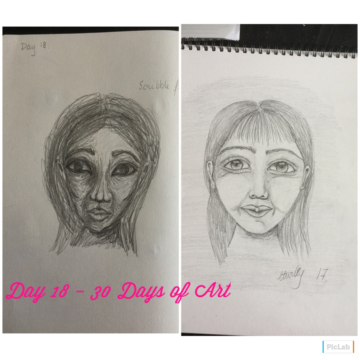 Day 18 – 30 Days ofArt