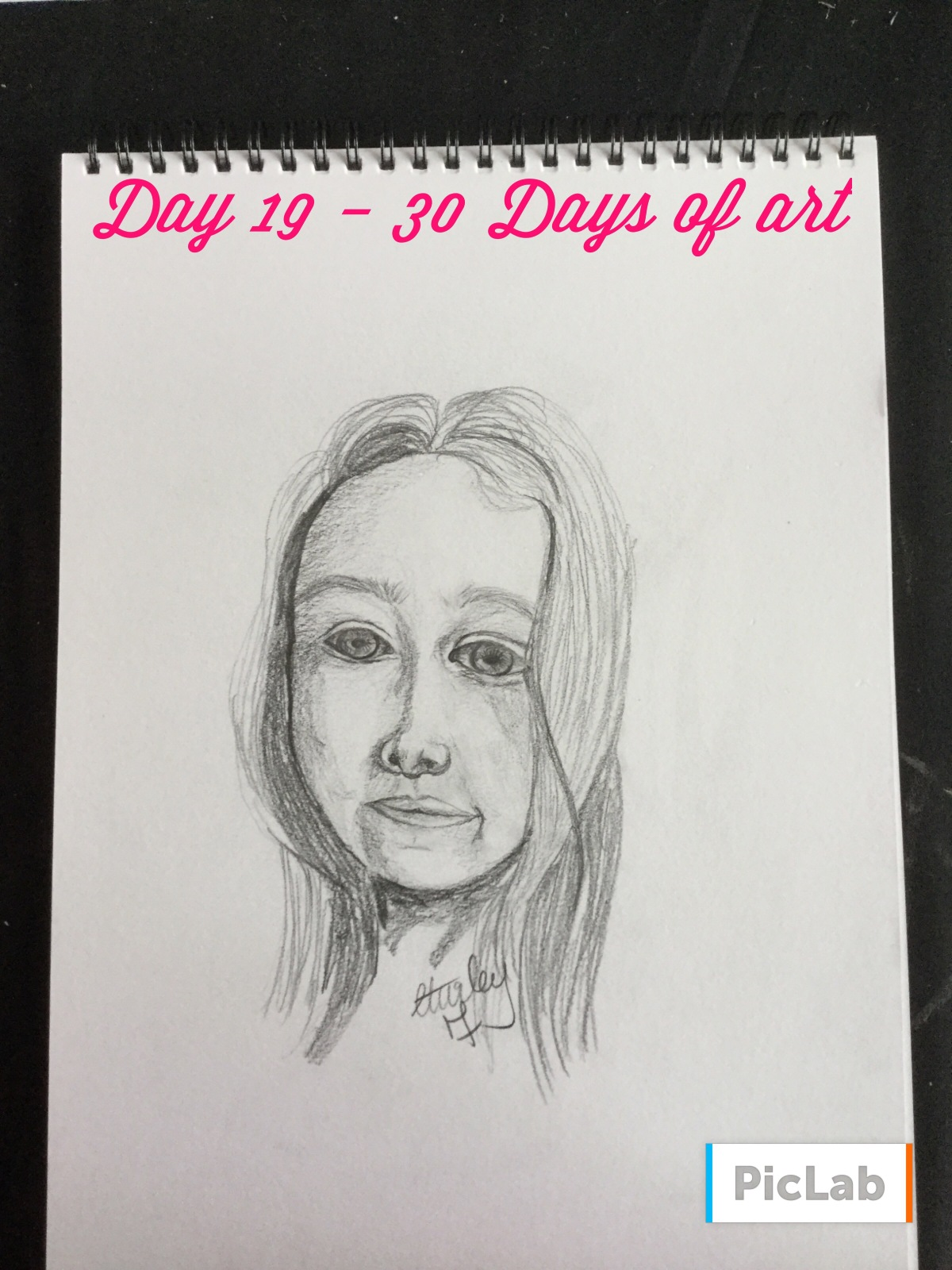 Day 19 – 30 Days of Art
