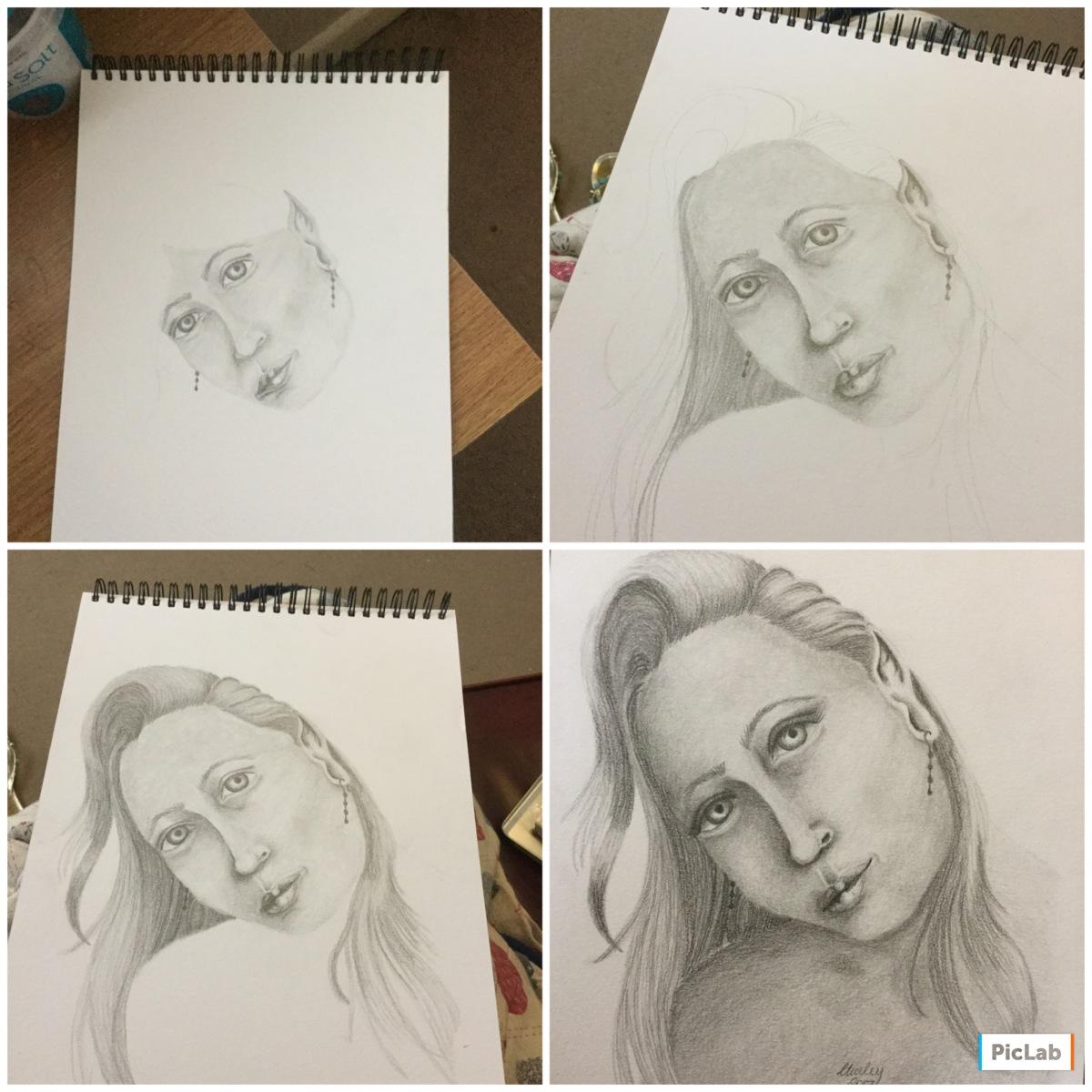 This weeks drawings